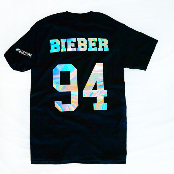 Bieber Holographic Jersey