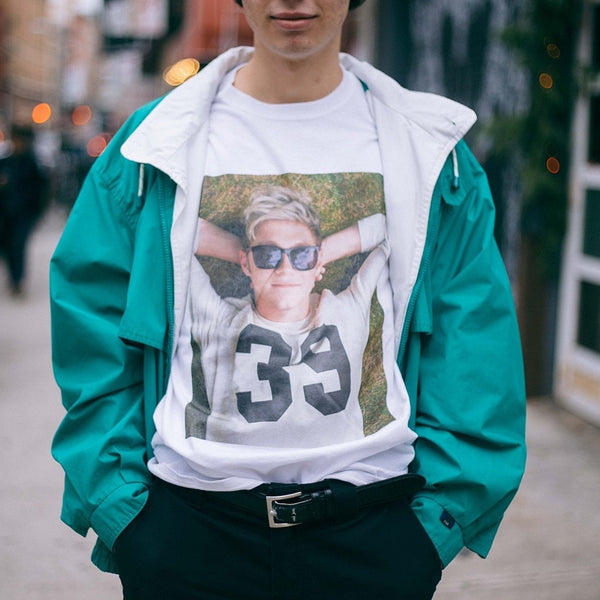 Niall Grass Tee - 1950 Collective LLC - 1