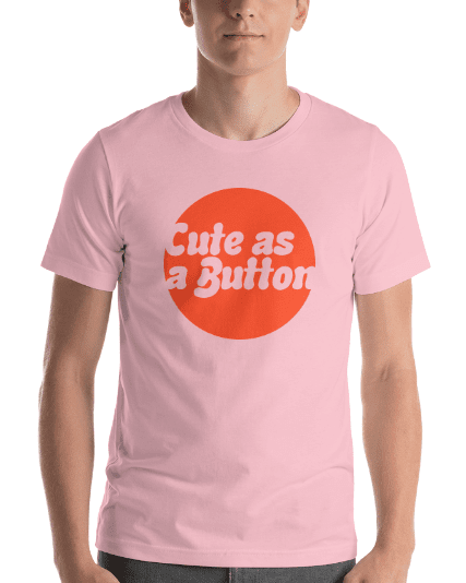 Cute As A Button Tee & Crop Top