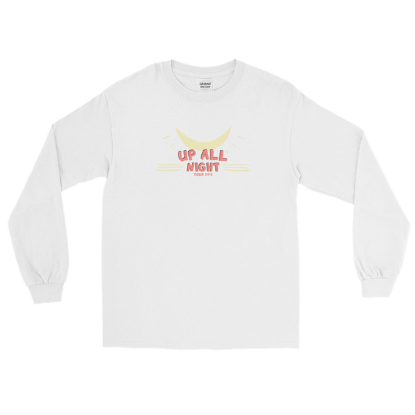 Up All Night Tour Crewneck, Hoodie, & Long-sleeve Tee