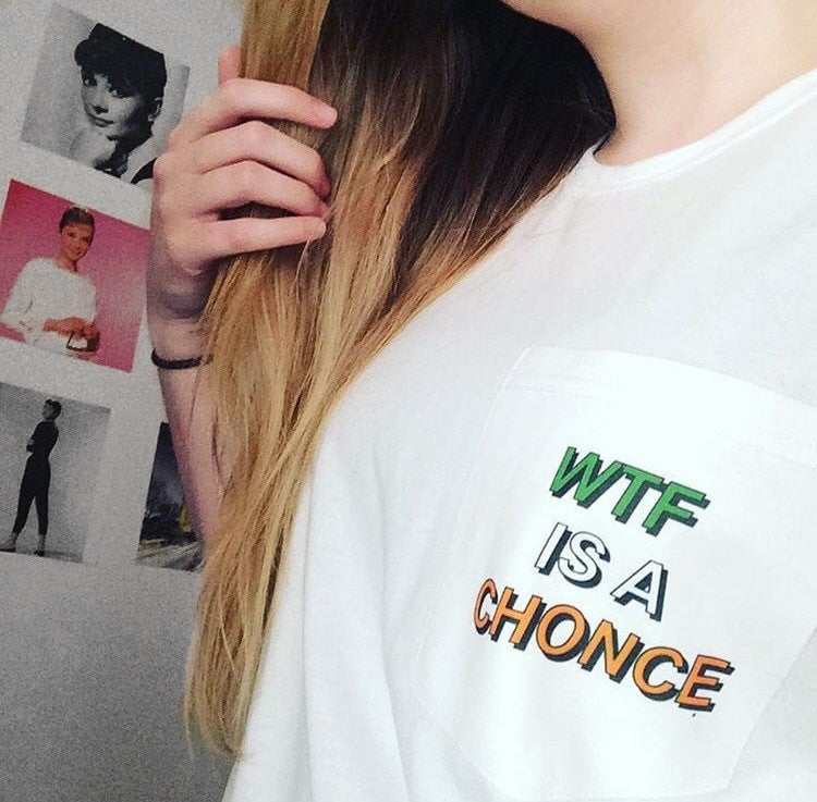 WTF Is A Chonce