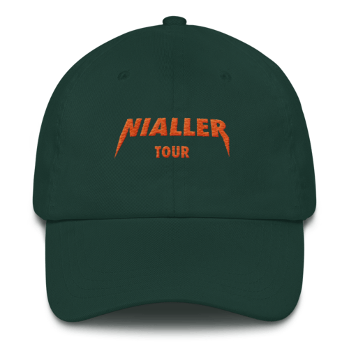 Nialler Tour Hat