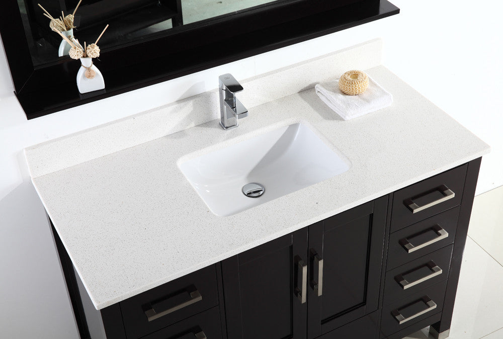 colored top glass and bathroom vanity sink cabinets espresso modern with vessel inch furniture