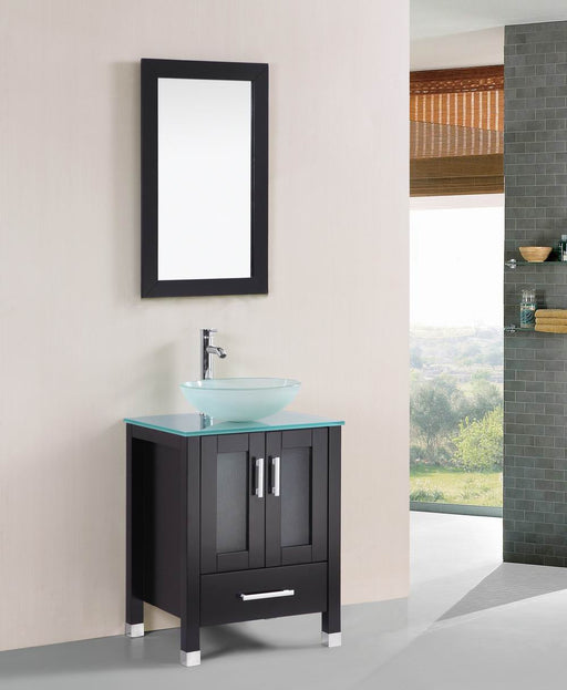Shop All Vanities Belvedere Bath - 24 inch bathroom vanity gray