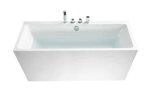 Oliver- 67 inch Soaking Bathtub