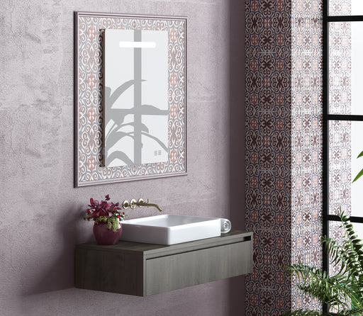 "Titan 36"" Modern, Wall Mounted Floating Bathroom Vanity"