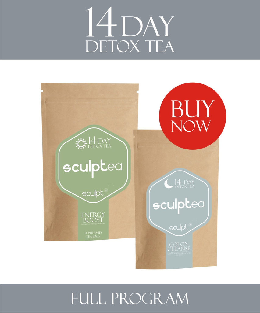14 DAY SCULPTea™ DETOX PROGRAM