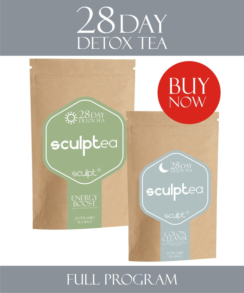 28 DAY SCULPTea™ DETOX PROGRAM