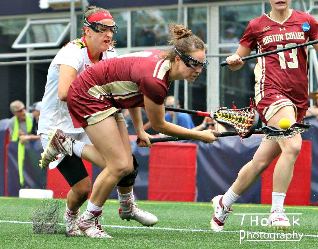 Mary Kate O'Neil Boston College Lacrosse