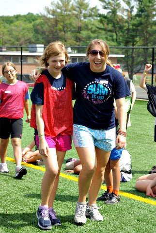 Molly Gump at Sum It Up Lacrosse Camp
