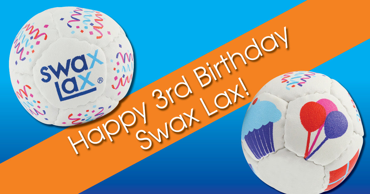 Swax Lax celebrates its 3rd Birthday January 2018