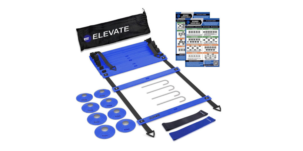 Elevate Ladder and Cones Training Set