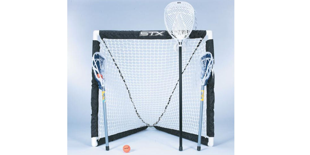STX Fiddle Mini Lacrosse Set