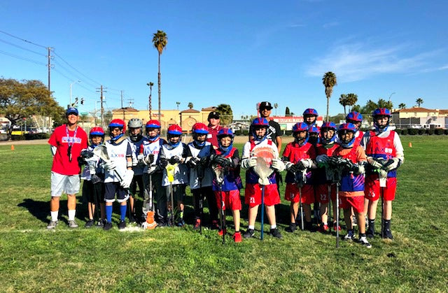 PUCKids in Southern California team shot
