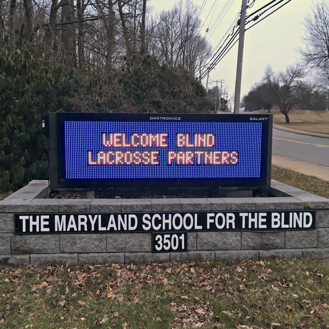 The Maryland School for the Blind