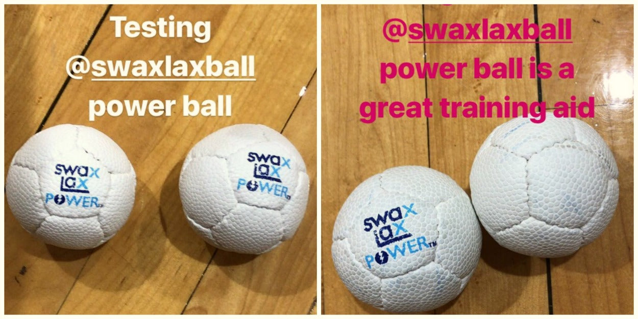 Mesa Lacrosse gives a great review on the Swax Lax lacrosse training ball