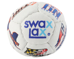 WPLL Custom Swax Lax soft lacrosse training ball
