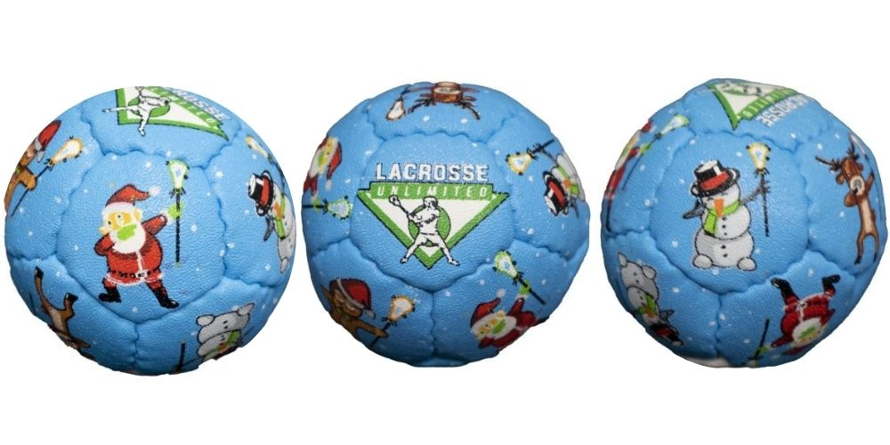 Lacrosse Unlimited Holiday 2020 Dab Swax Lax ball