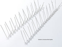 Stainless Steel Bird Spike - STOP BIRDS and Pigeon FROM PERCHING AND LANDING
