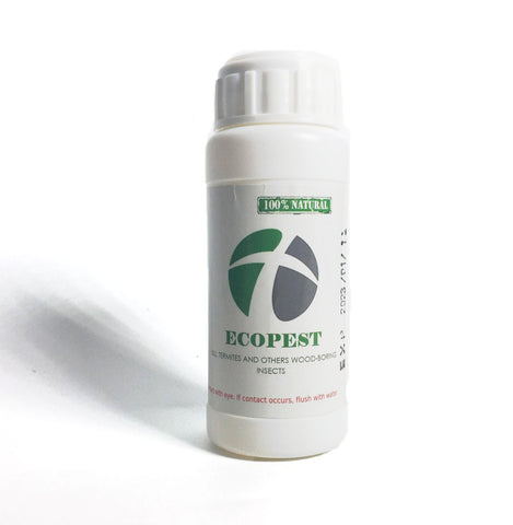 EcoPest Natural Termiticide - Natural Termite Treatment