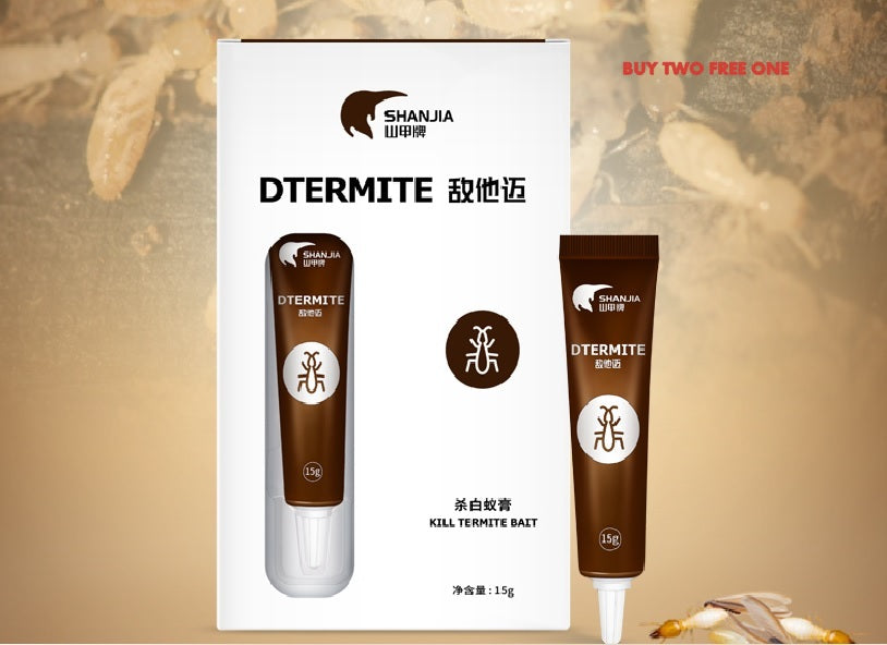 DTermite Termites BAIT Gel -Eliminate Termite Colony