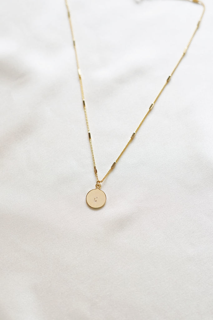 Initial Classic Necklace