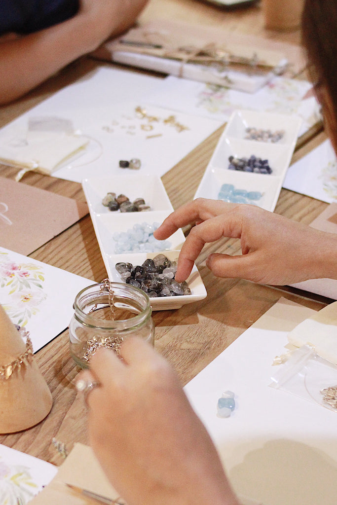 Jewellery Workshop (28 March 1-3pm)