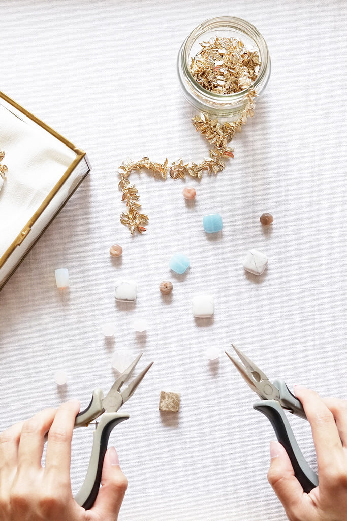 Private Jewellery Workshop 3-8pax (Hen's Party, Birthday Celebration)
