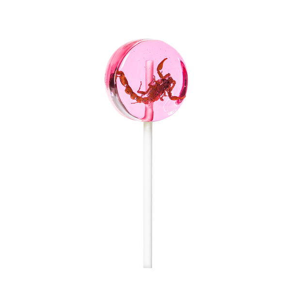 Watermelon Scorpion Lollipop 20g