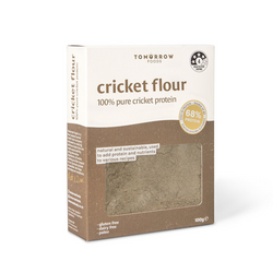 Cricket Flour - 100% Pure Cricket Protein 100g