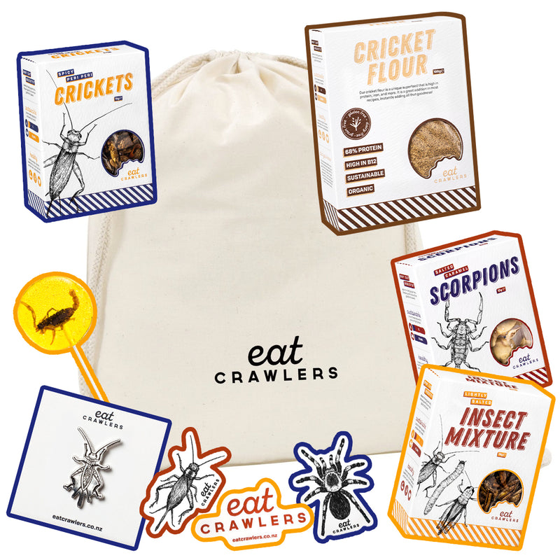 Eat Crawlers - Education Bundle