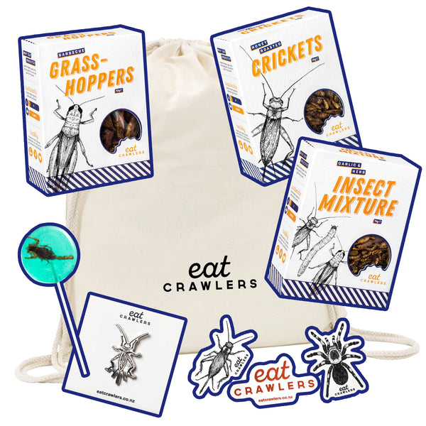 Eat Crawlers - Seasoned Gift Bundle