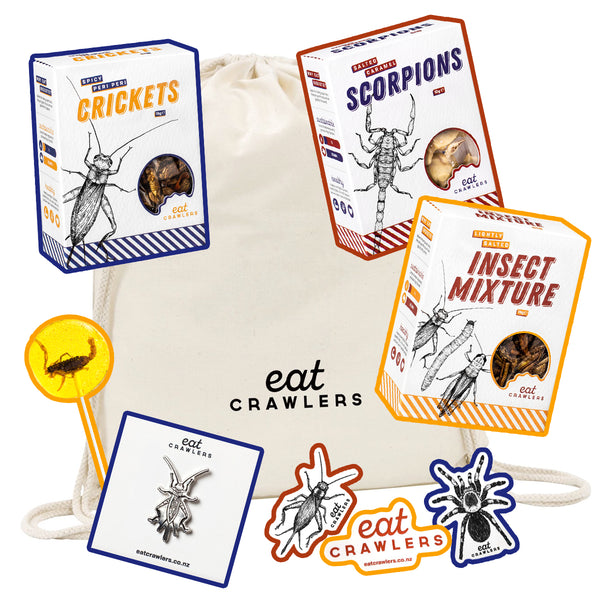 Eat Crawlers - Ultimate Mixture Gift Bundle