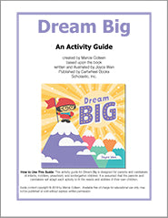 dream big activity guide