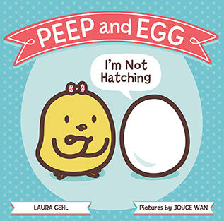 peep and egg im not hatching