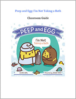 peep and egg bath classroom guide