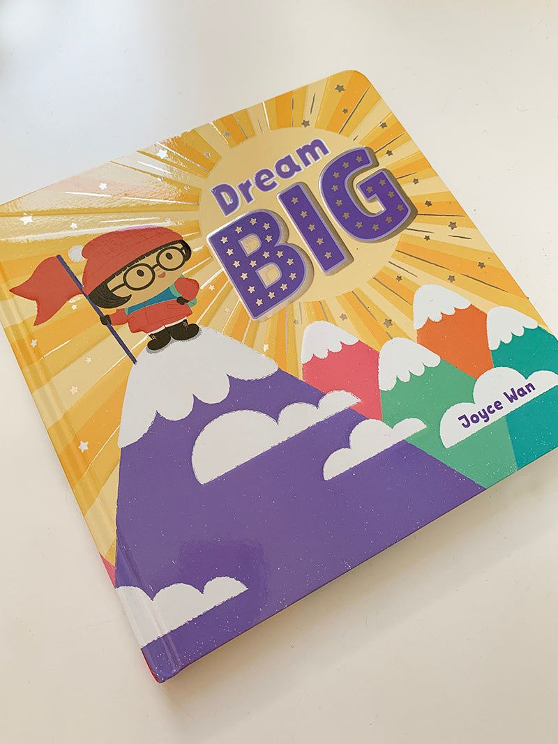 207cffb5f If you preorder DREAM BIG before or by July 8, 2019 (or have already  preordered - thank you!), and provide proof of purchase, you will receive a  ...