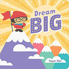 dream big cover joyce wan