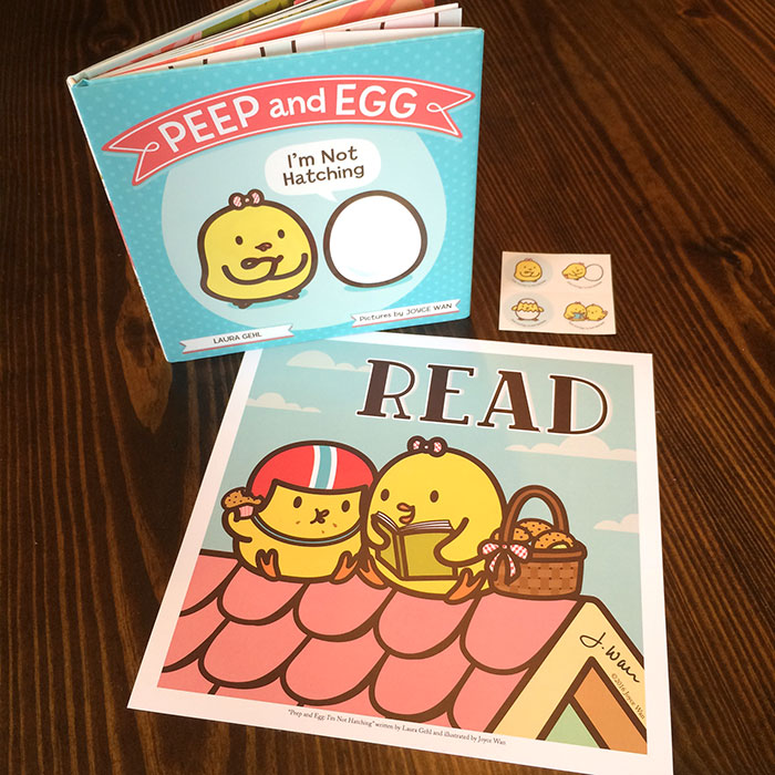 peep and egg giveaway