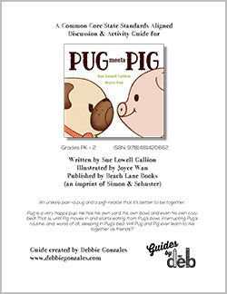pug meets pig curriculum guide