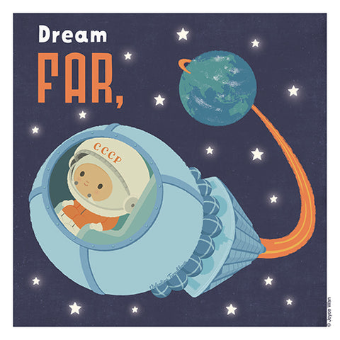 Print: Dream Big | Valentina Tereshkova