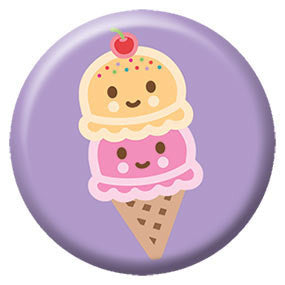 Icecream Button