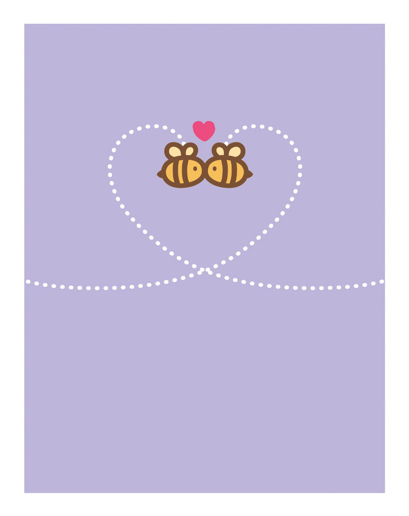 Love Bees Card