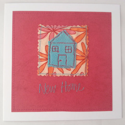 Celebratory Handmade Cards: New Home - annie morris