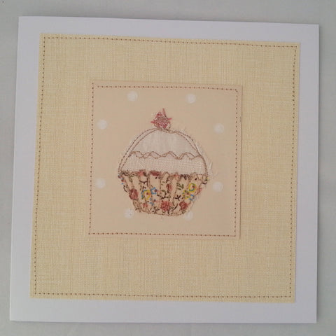 Celebration Handmade Cards: Cupcake - annie morris