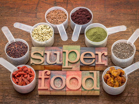 5 Superfoods to Start Eating Now