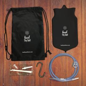 Tyler Tolman Heal Thy Self Enema Kit