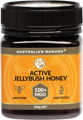 Australia's Manuka Active Jellybush Honey