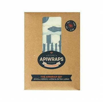 Apiwraps Beeswax Kitchen wraps