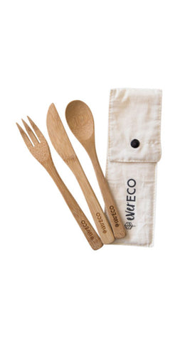 Ever Eco - Bamboo Cutlery Sets